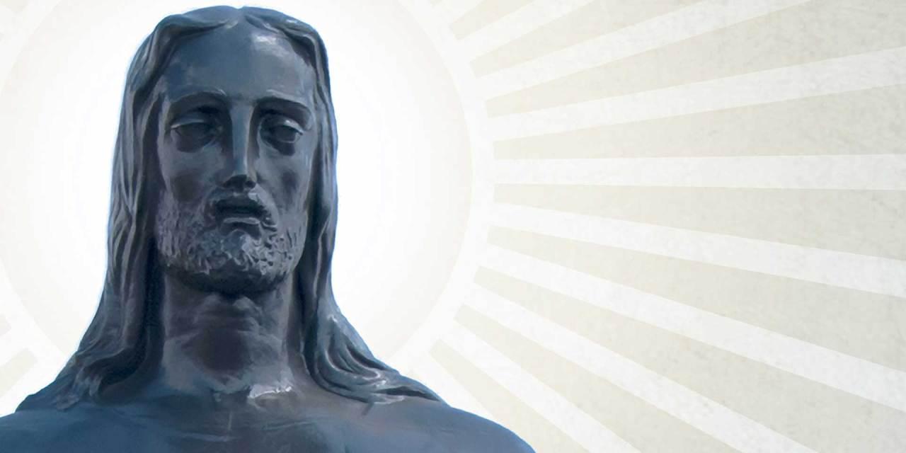 Cristo Rey de la misericordia
