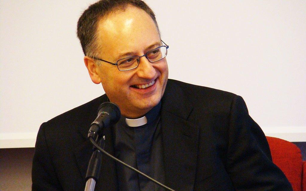 Spadaro viene a Madrid a hablar del liderazgo del Papa Francisco