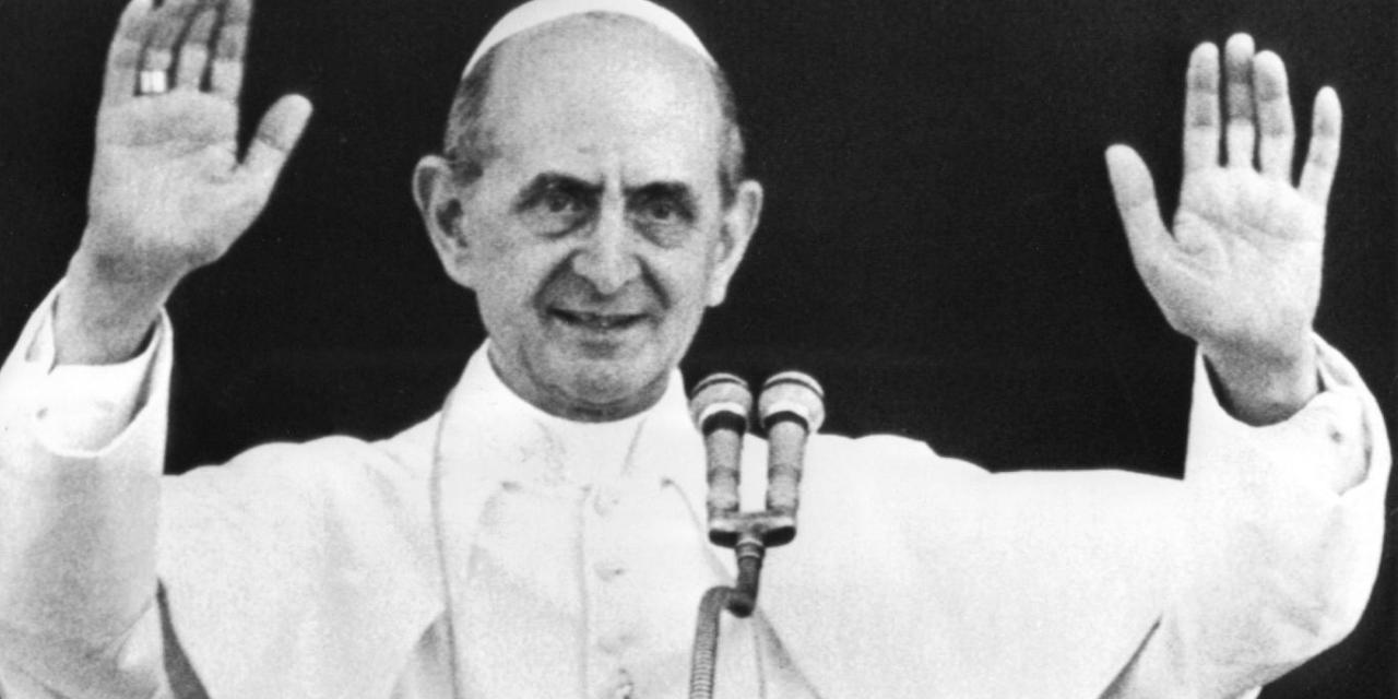 Textos con miga: ¡Ay de mi! (San Pablo VI)
