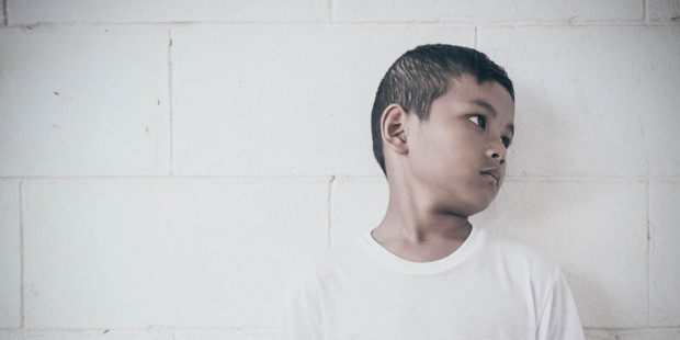Como saber si un niño sufre problemas afectivos