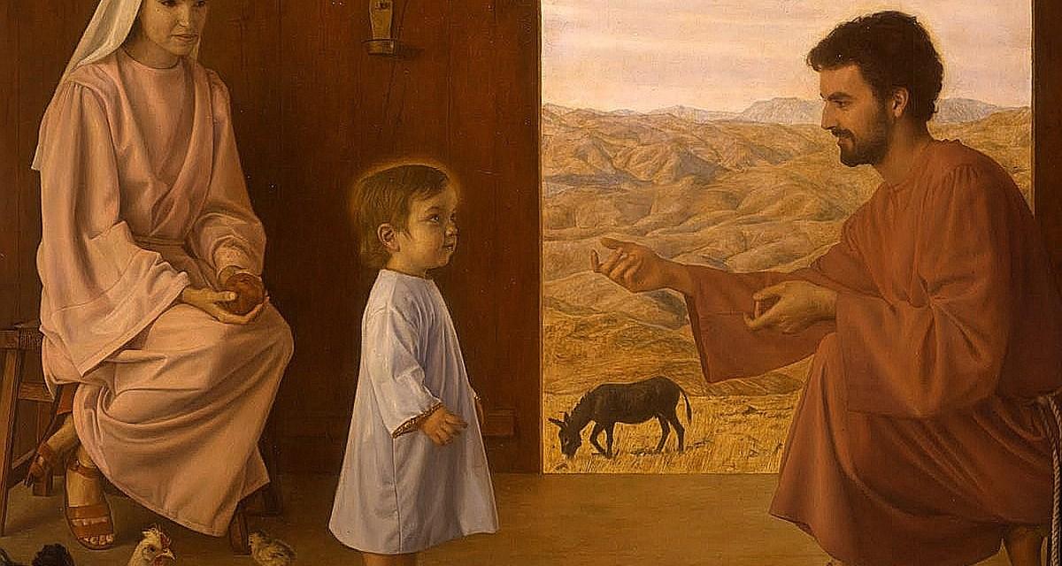 30 diciembre: Sagrada Familia y la dignidad de los hijos de Dios