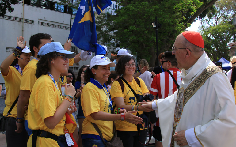 Cardenal Osoro: No olvidéis lo vivido en Panamá
