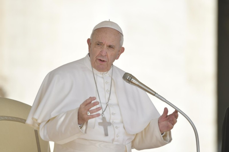"""Catequesis del Papa: """"Santificado sea tu nombre"""""""