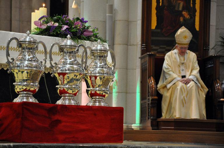 Semana Santa en la Catedral de La Almudena