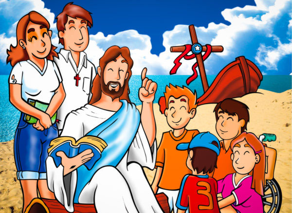 """¿En que consisten las etapas de la Primera y Segunda Infancia (""""Jesús: ¿quién eres tu? Tu eres el Mesías"""" y """"Jesús: ¿qué he de hacer? Ven y sígueme"""")?"""