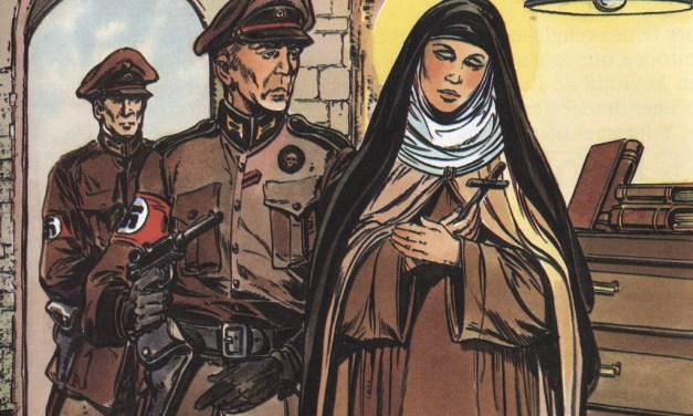 Viernes 9, Santa Teresa Benedicta de la Cruz (Edith Stein)