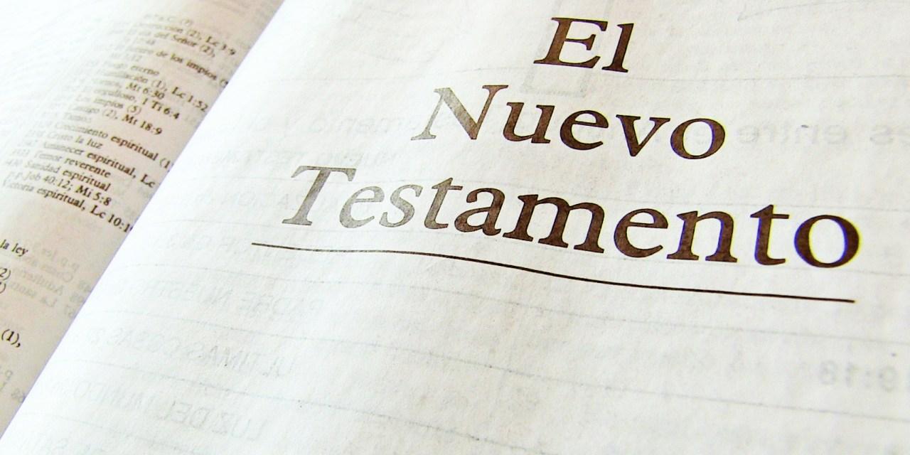 """""""Más yo os digo"""" (Del Antiguo al Nuevo Testamento)"""