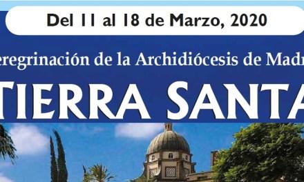 El Arzobispado organiza una peregrinación a Tierra Santa presidida por el cardenal Osoro