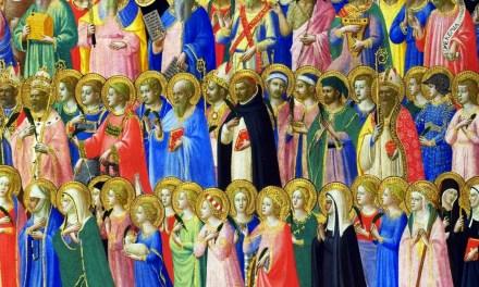 Liturgia de la festividad de Todos los Santos y de la conmemoración de Todos los Difuntos