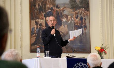 Álvaro Ginel en Chile: No se trata de enseñar, sino de iniciar