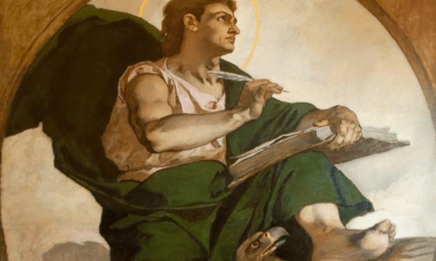 27 de diciembre: San Juan Evangelista, el predilecto de Jesús
