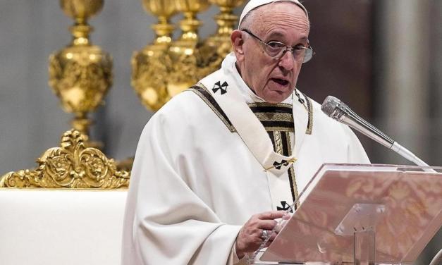 El Papa, con las víctimas de los incendios en Australia y del accidente aéreo en Irán