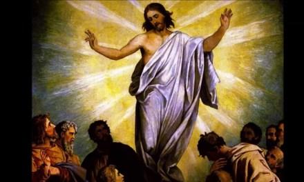 Audio-Evangelio del Domingo de la Ascensión del Señor
