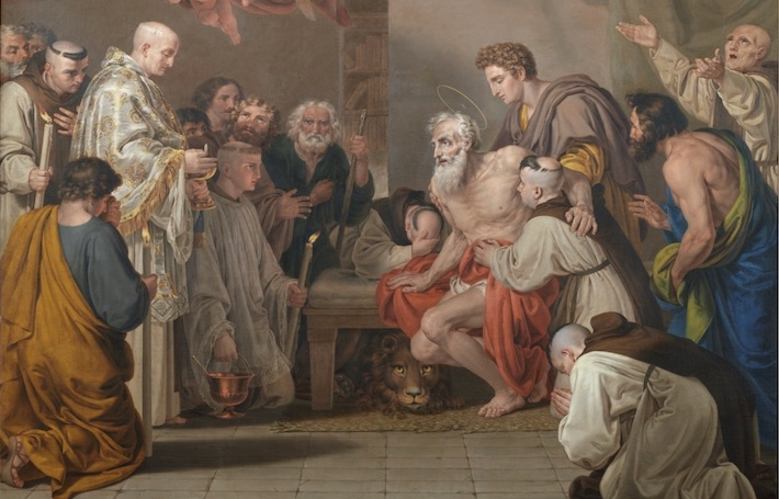 SOLEMNIDAD DEL CORPUS CHRISTI (A): EL REGALO DE LA COMUNIÓN