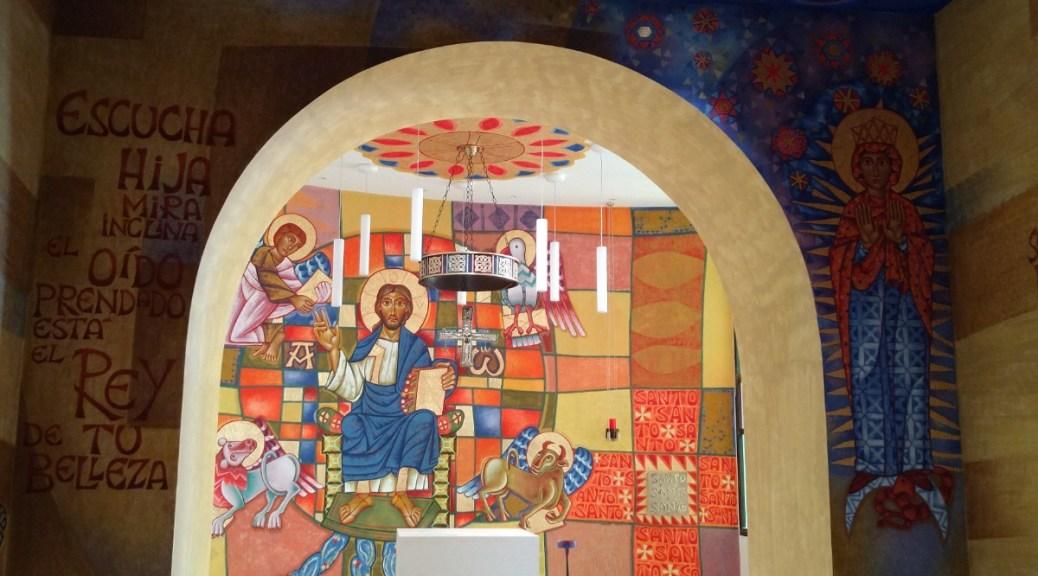 Nueva Capilla en la Residencia de Sacerdotal, en el 400º Aniversario de la Congregación de San Pedro Apóstol