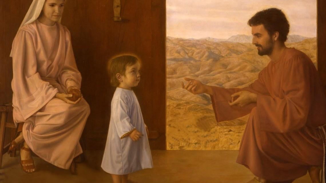 Audio-Evangelio Sagrada Familia (Ciclo B)