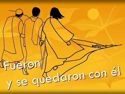 Audio-Evangelio Domingo II del Tiempo Ordinario Ciclo B