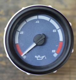 The troublesome gauge.