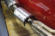 IVA trim on the heat shield.