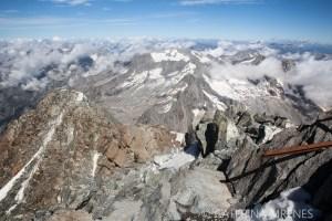 Monte Disgrazia (3.678m), Bergell
