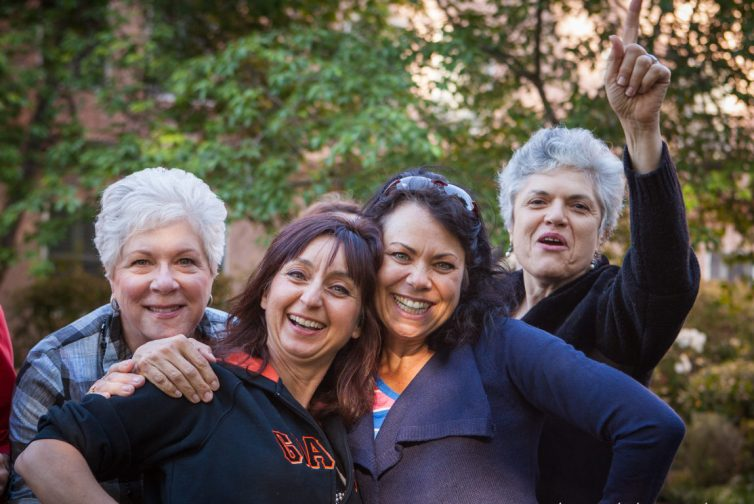 Women Cultivating Long-term and Life-long Clients