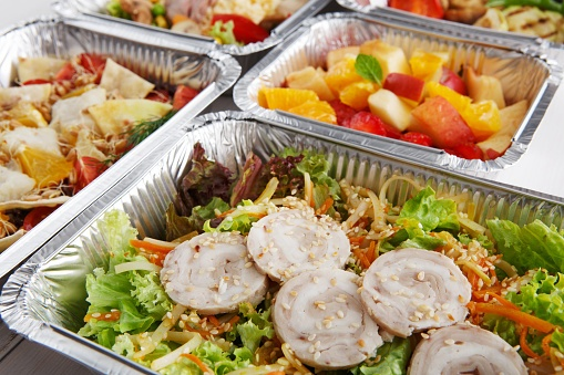 corporate event catering for
