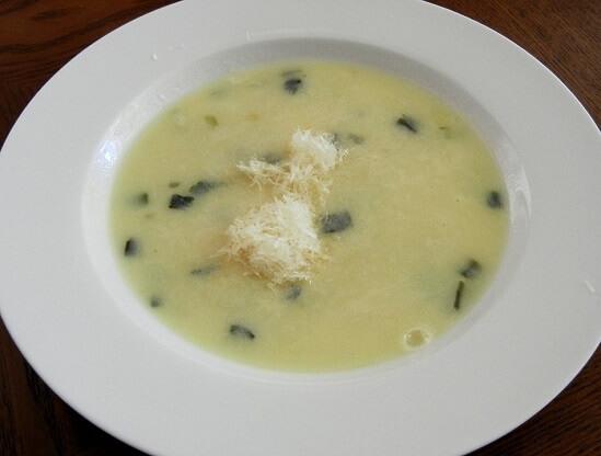 How to Make Greek Avgolemono Chicken Soup