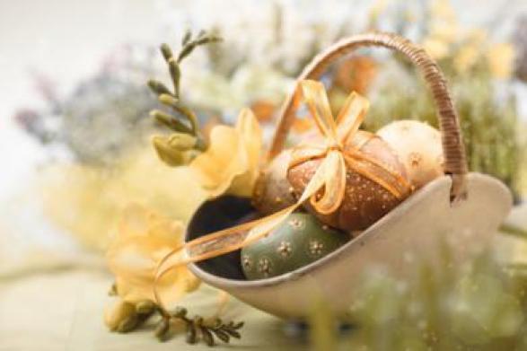 Caccia alle uova di Pasqua 3