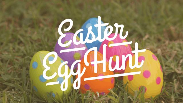 Caccia alle uova di Pasqua nel Mondo 2