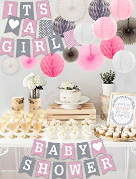 Come organizzare 1 Baby Shower 1