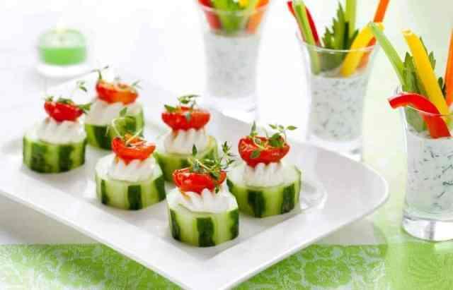 Finger food per la vostra estate 1
