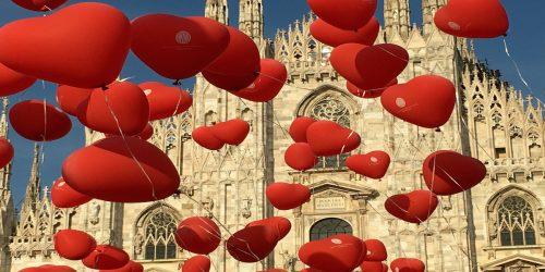 san valentino 2021 Milano