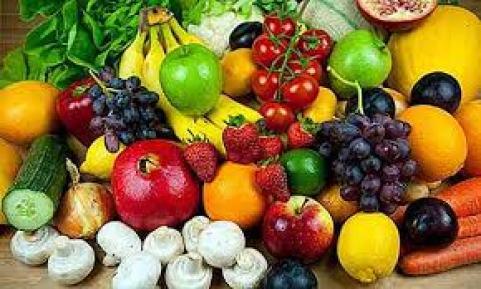 frutta e verdura che fortificano il sistema immunitario