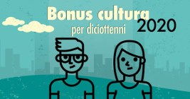 Bonus Cultura 2020 per diciottenni