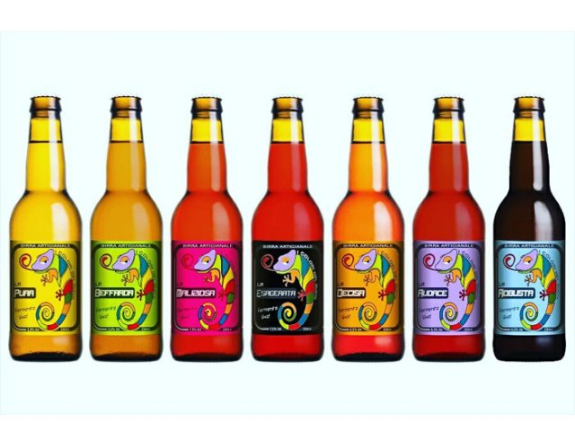 mastro birraio set birre colori-gusto