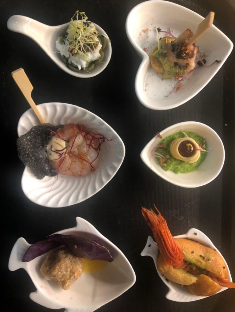Aperitivo Gourmet Catering Grasch Amuse Bouche