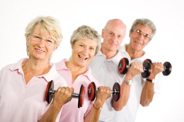 come vivere fino a 120 anni esercizi fisic