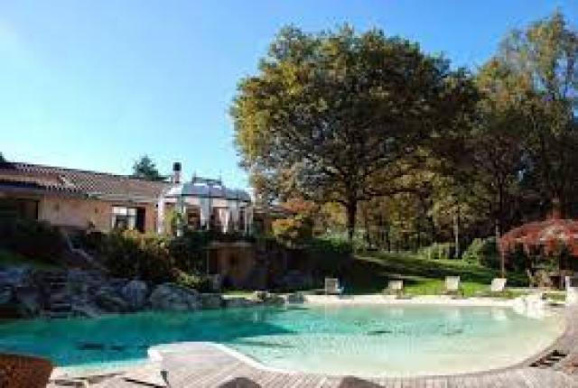 la raffa house piscina