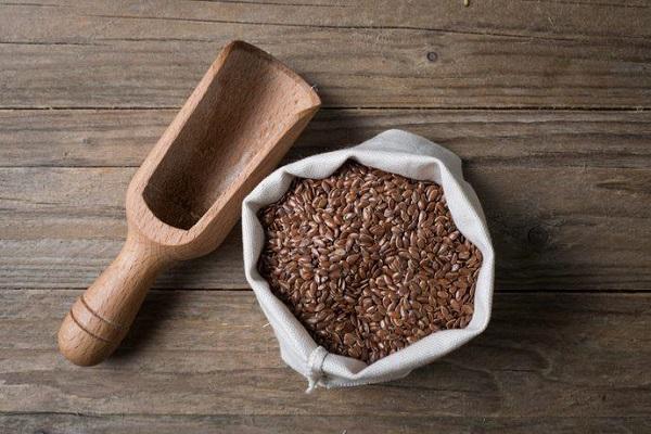 usare i semi in cucina lino