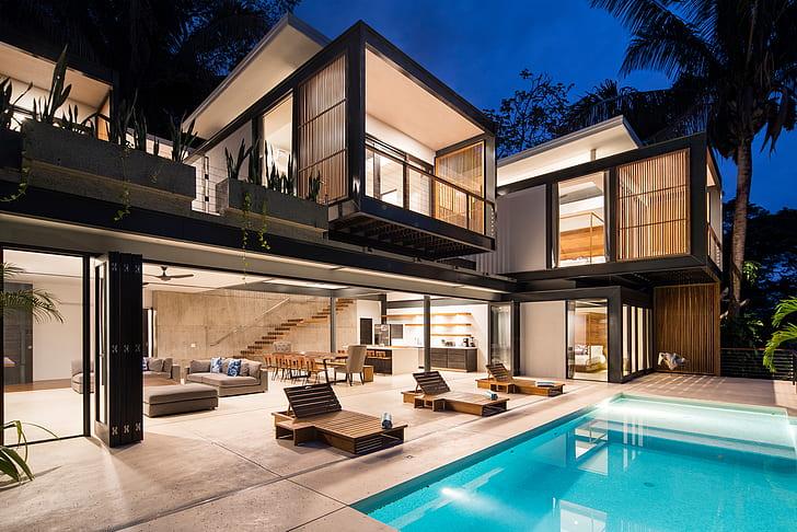Luxury Villas Selection Location