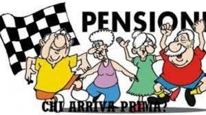 festa pensionamento