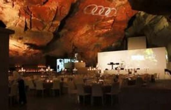 Video para la empresa Catering Marc Fosh sobre un evento Audi
