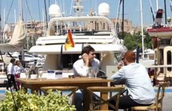 Video para la empresa Catering Marc Fosh, noticia del evento Boatshow Palma.