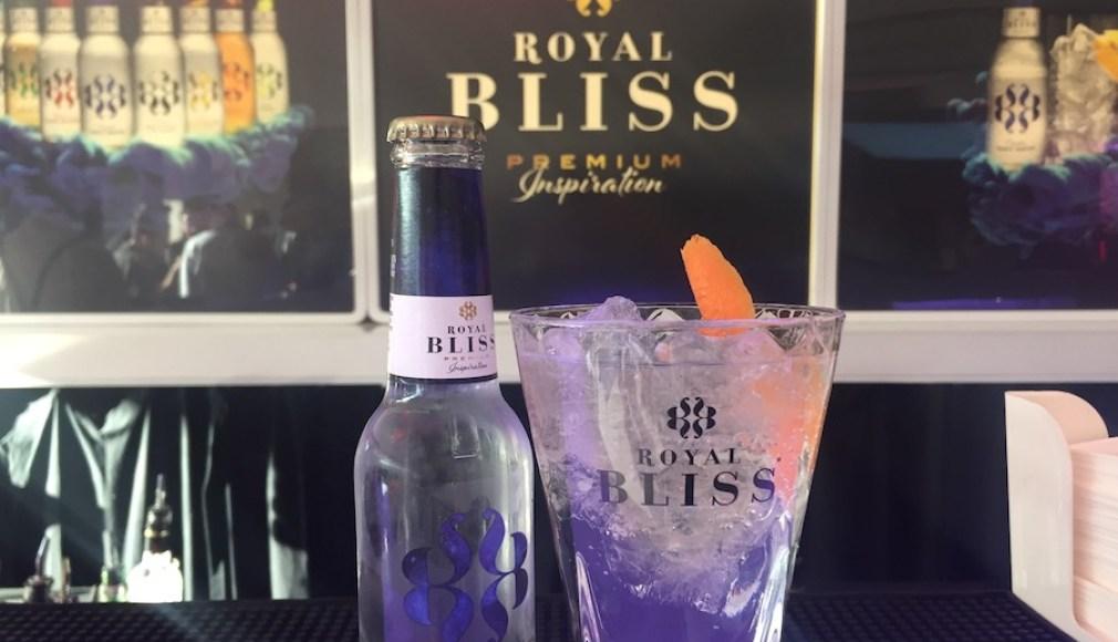 Gin Tonic ROYAL BLISS Creative Tonic.