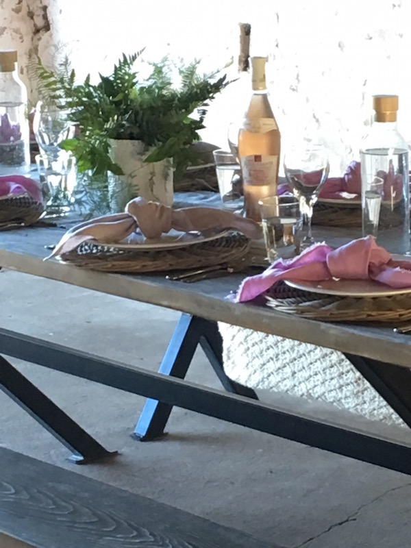 Barn Dinner Farm to Table Epicure Catering