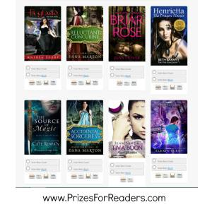 Vote for The Source of Magic at PrizesForReaders.com