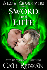 Cover of Sword and Lute
