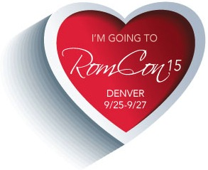 RomCon 2015 Reader Weekend, Denver, September 25-27 2015