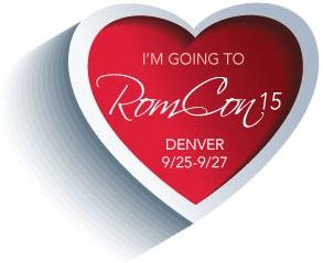 RomCon 2015 Reader Weekend, Denver, September 25-27 2015