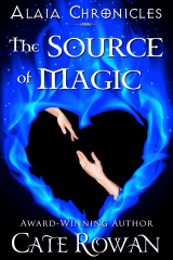 Current Cover of The Source of Magic